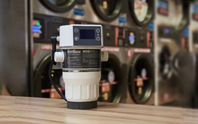 Ozone for Use in Laundromats – What makes cleaning with ozone different?
