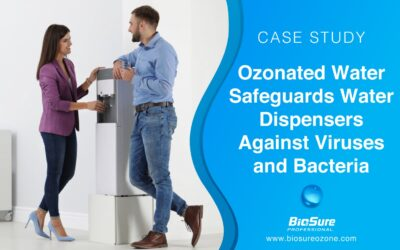 Ozonated Water Safeguards Water Dispensers Against Viruses and Bacteria